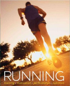 Book on Running for beginners by author Rachel Newcombe