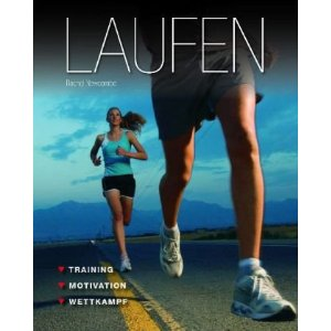 Laufen German running book by Rachel Newcombe