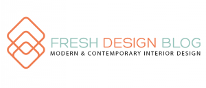Fresh Design Blog: Modern and Contemporary Interior Design blog run by Rachel Newcombe
