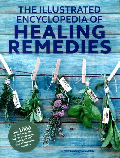 Rachel Newcombe contributed work to the Illustrated Encyclopedia of Healing Remedies